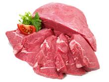Rohe Rinderhüfte - Steaks