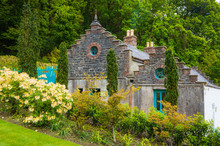 Rustic Irish Garden Shed At Ky...