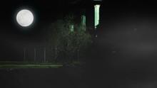 Mystical Fog Enveloping Dark G...