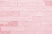 Pink Wood Plank Texture Backgr...