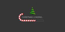 Weihnachten Laden Mit Zuckersc...