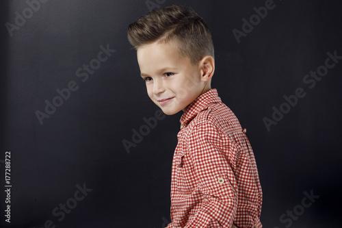 Very handsome boy