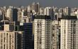 Buildings in Sao Paulo Brazil