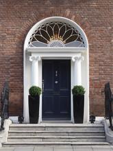 GEORGIAN DOOR- DUBLIN, IRELAND