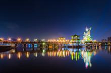 Pei Chi Pavilion At Lotus Lake...