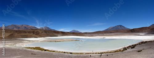 Bolivian Highplanes - Laguna Honda