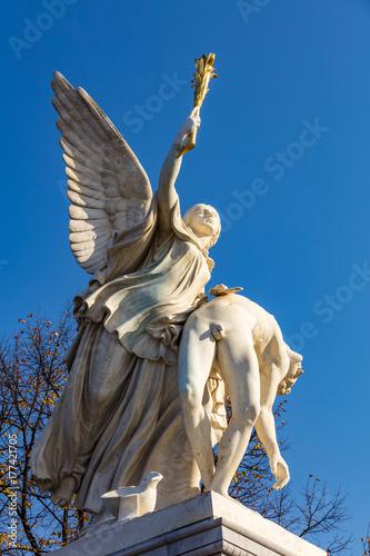 Zdjęcie XXL Rzeźby w Berlinie