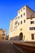 Monumental palace in Bale, Istria, Croatia