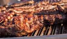 Street Food, Argentine Meat St...