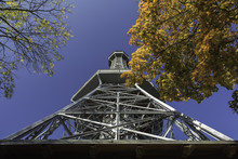 Petrin Observation Tower, Prague, Czech Republic