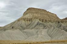 Stock Photo Of Mount Garfield ...