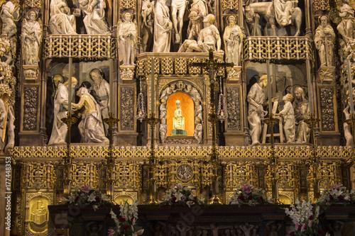 Fotografie, Obraz  Santuario de Torreciudad, Spain