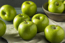 Raw Green Organic Granny Smith...
