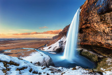 The Beautiful Seljalandsfoss I...