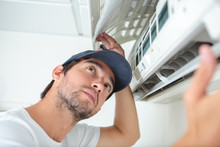 Fixing And Maintaining Air Con...