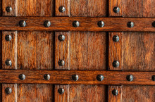 Boards With Metal Rivets