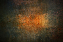 Scary Dark Grunge Background With Scratches