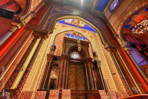 Zdjęcie XXL Centralna Synagoga - Nowy Jork