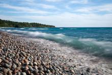 Lake Superior Long Exposure Wa...