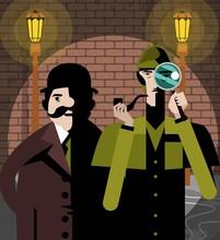 Great Detective And Sidekick I...