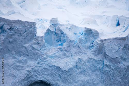 Papiers peints Arctique Glaciers, Neko Harbour, Antartic Peninsula, Antarctic