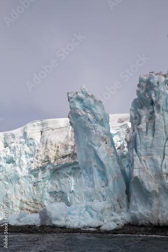 Plakat Lodowaty lód