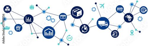 Fotografía  Smart Logistics Processes Design