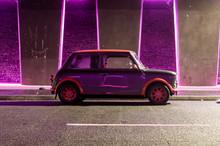 Mni Car In The Night
