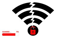 Illustration Of WPA / WPA2 Wir...