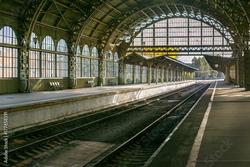 Fotomural  Vitebsky railway station