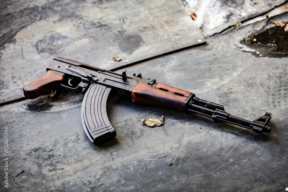 Fototapeta AK-47 Kalashnikov