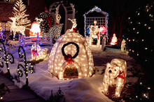 Outdoor Christmas Decorations ...