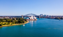 Beautiful Panorama Of The Sydn...