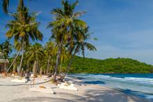 Bai Sao Beach In Phu Quoc Isla...