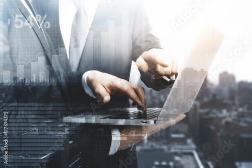 Valokuva  Finance concept