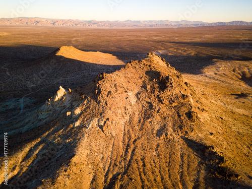 Zdjęcie XXL Góry Pustynne