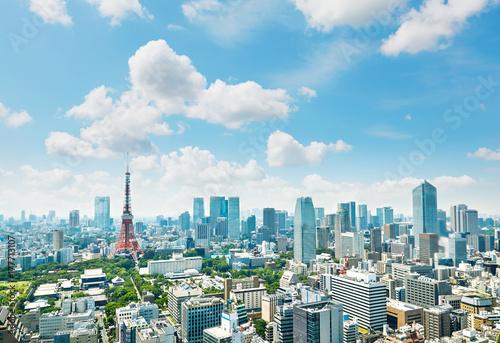 Cadres-photo bureau Tokyo 都市風景 東京