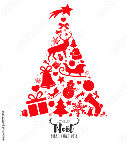 carte sapin de noel Carte sapin de Noël   Buy this stock vector and explore similar