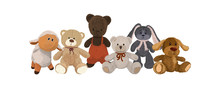 Set Of Cute Plush Toys