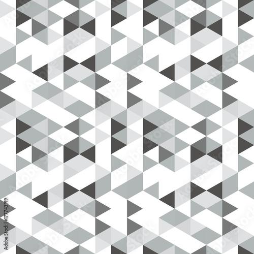 geometryczny-abstrakcyjny-wzor-z-trojkatow-w-stonowanych-kolorach-retro-czarny-szary-bialy