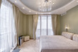 Interior design bedrooms.