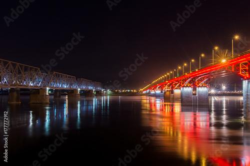 Fototapeta bridge obraz