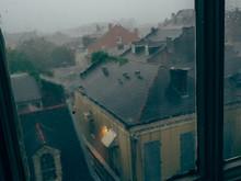 Rain Over New Orleans
