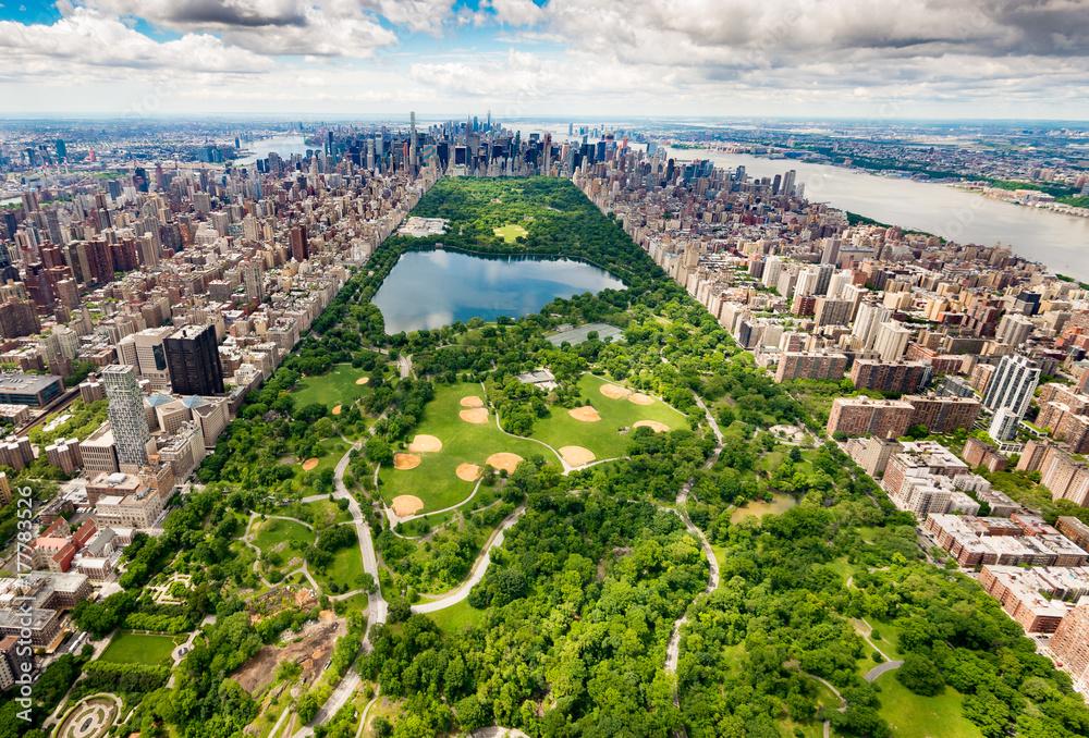 Fototapety, obrazy: NYC - Central Park 2