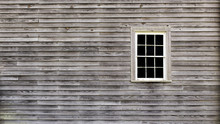 Background Of A Rustic Exterio...