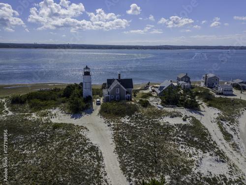 Zdjęcie XXL latarni morskiej miasto Cape Code, Massachusetts USA