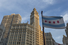 Wrigley Building In Downtown C...
