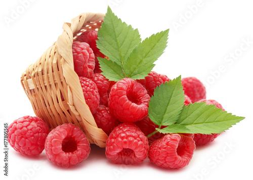 Fotografie, Obraz Fresh Raspberry