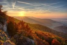 Sonnenaufgang, Hohenstein, Sü...