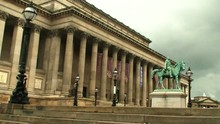 View Of St Georges Hall Liverp...